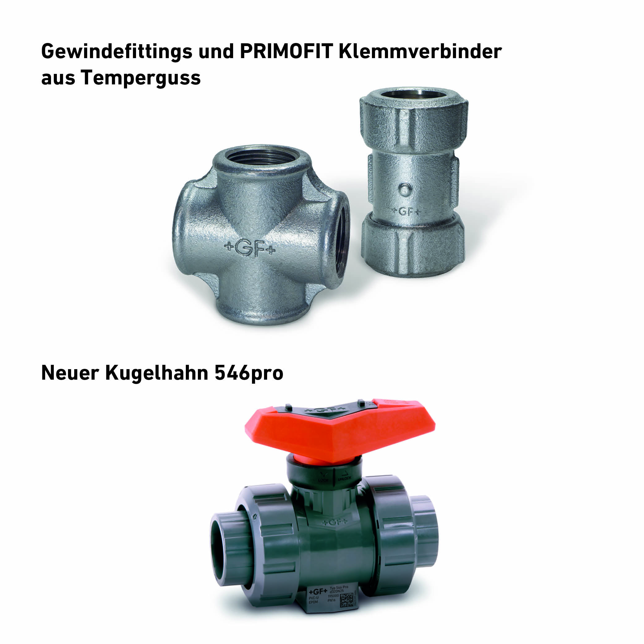 Georg Fischer Piping Systems Bild